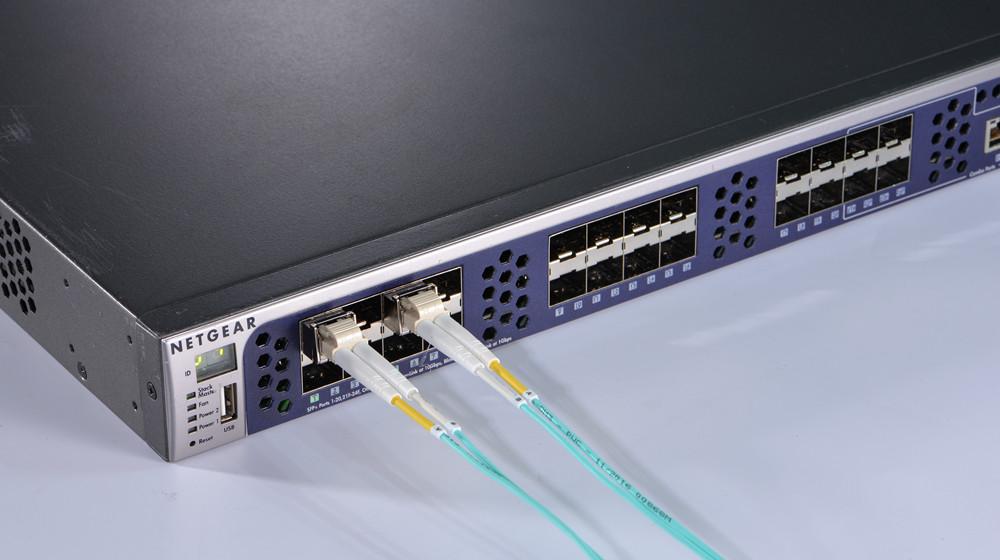 NETGEAR ProSAFE XSM7224S testing