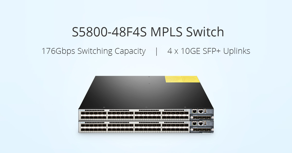 MPLS Switch