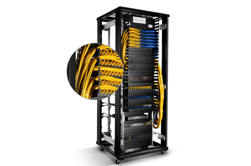 Vertical Rack Cable Management