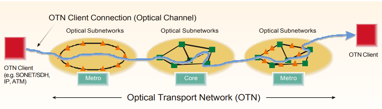 OTN (Optical Transport Network)