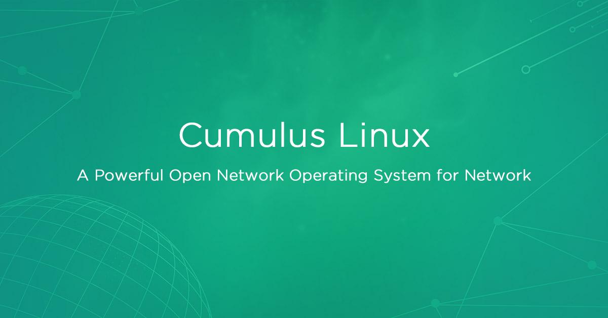 Cumulus Linux