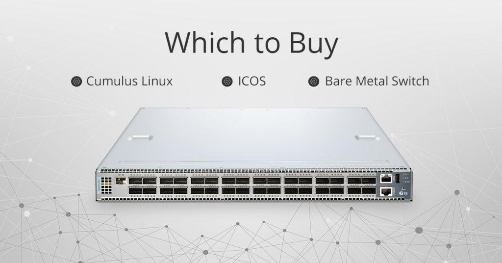 Three options of N8500-32C switch