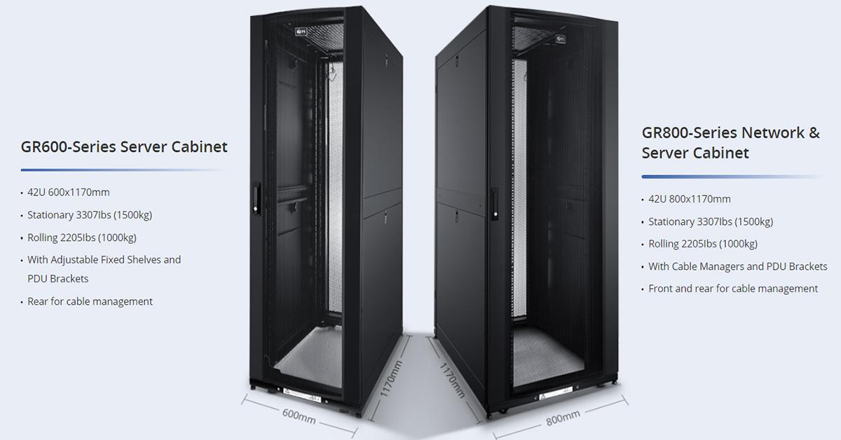 FS GR-Series Server Cabinets