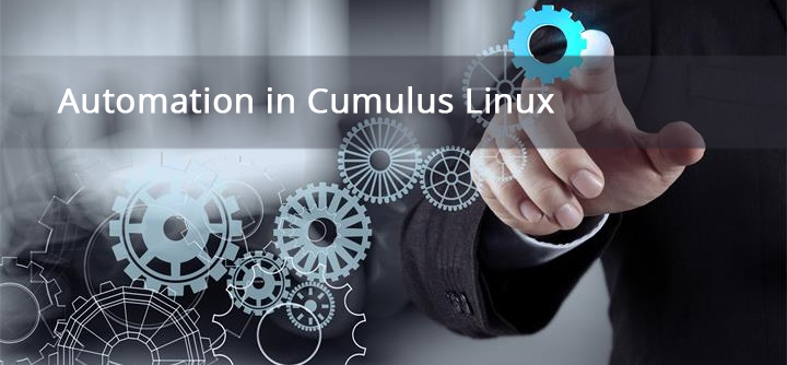 Automation in Cumulus Linux