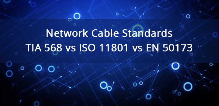 Network Cable Standards for Generic Cabling