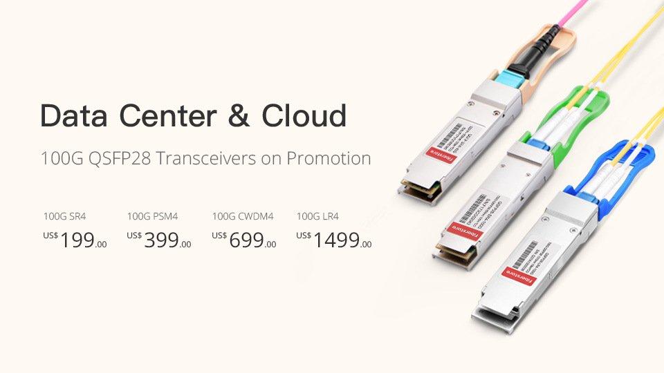 40G 100G Transceivers