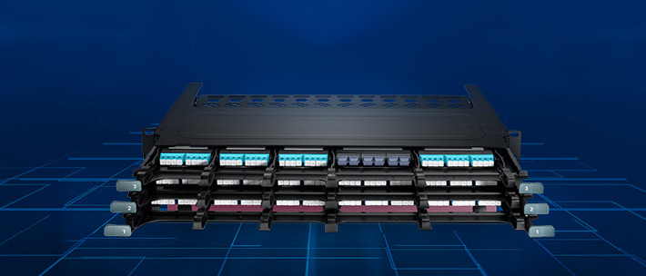 High Speed 10G&40G MTP Trunk Cabling Solution
