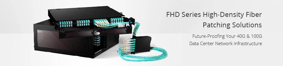 FS FHD Series Fiber Enclosures
