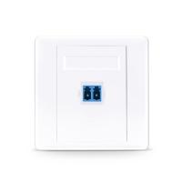 box fiber wall plate
