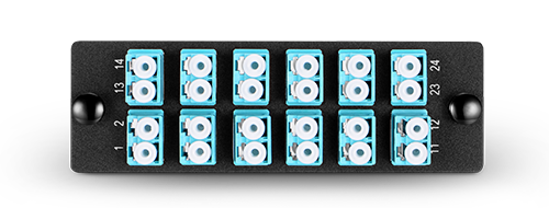 FHD Adapter Panels 1. Endurance White Silk-Screen Labels