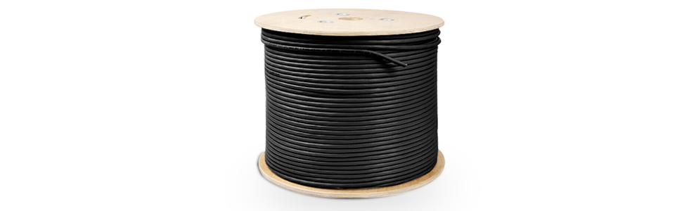 Cat7 Bulk Cables   Cat7 SFTP Solid LSZH Cable, Spool