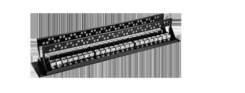 Cat6 Patch Panels Wire Management Loom