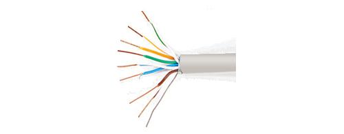 Cat5e Bulk Cables  PE Insulation