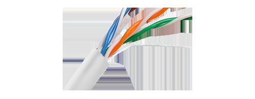 Cat5e Bulk Cables 4-Pair 8-Core Twisted Pair