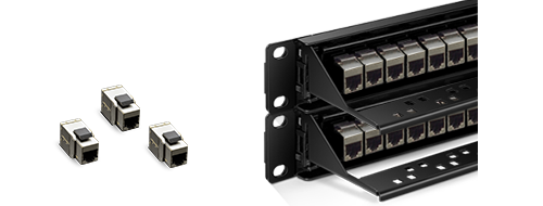 Cat6 Patch Panels Perfect Compatibility