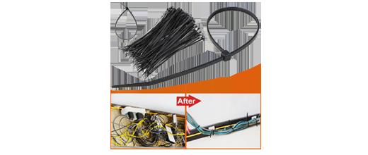 Cable Ties Versatile Application