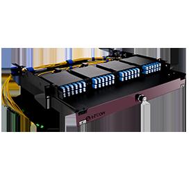 FHD Fiber Enclosures Fiber Enclosure for High-Density MTP Cabling Management