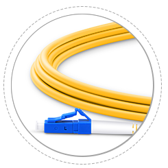 OS2 9/125 Singlemode Simplex 2.0mm Cable Boot, Provides Maximum Protection