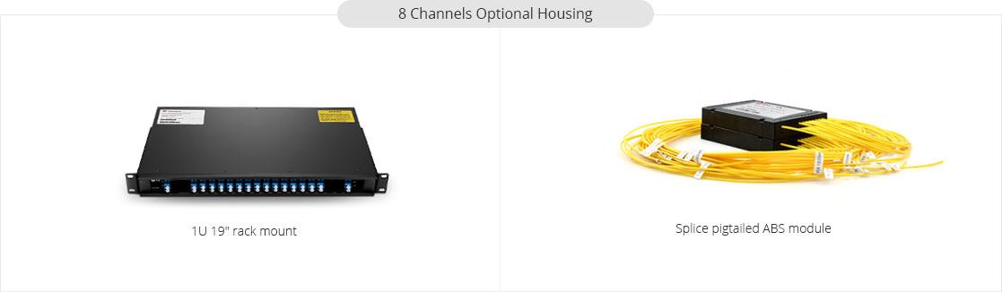 Customized CWDM DWDM  Housing