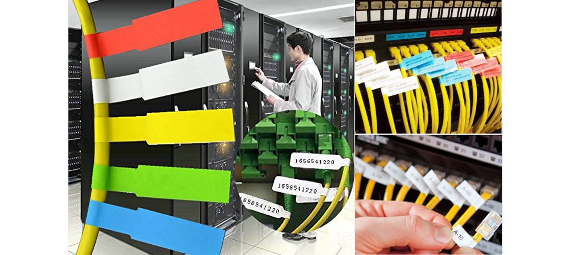 Cable Labels & Printers  Field of Application