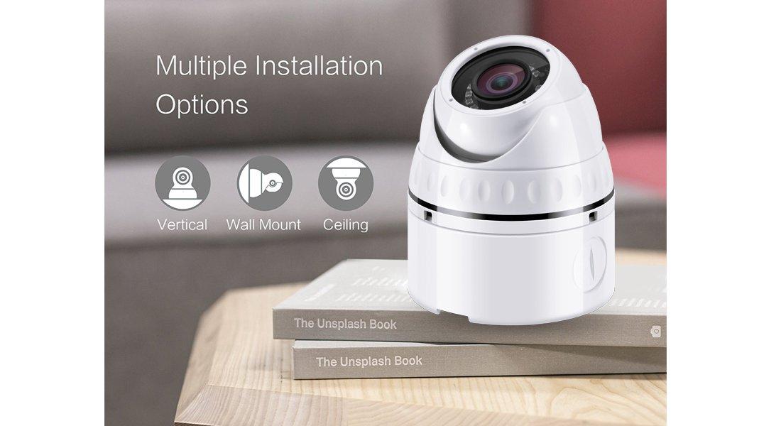 Surveillance  Multi-ways To Install