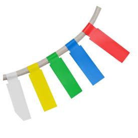 Cable Labels & Printers Color Optional