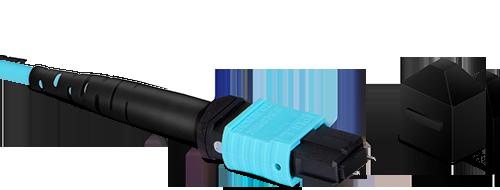 MTP/MPO LSZH Trunk Cables  Protective Dust Cap