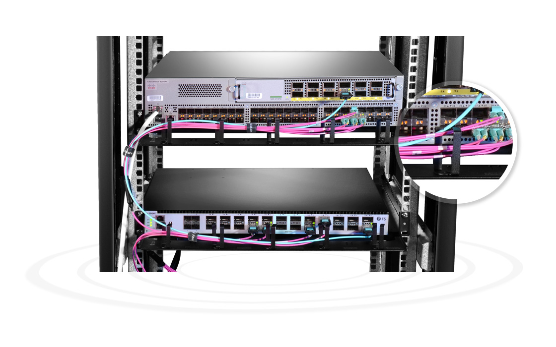 Cable Manager & Wire Duct  A Cost Effective Cable Management Solution