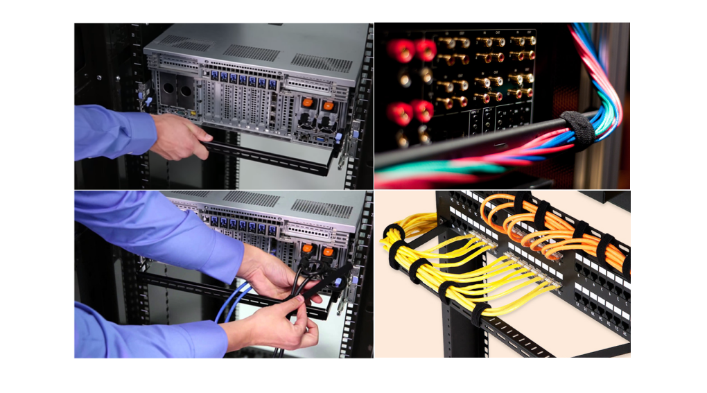 Cable Manager & Wire Duct  A Cost-effective Way to Manage Cables in Server Racks