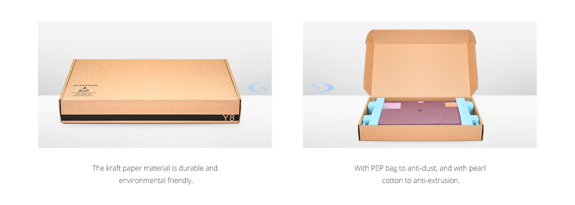 DWDM MUX DEMUX  Tailored Packaging -- Shields for Products