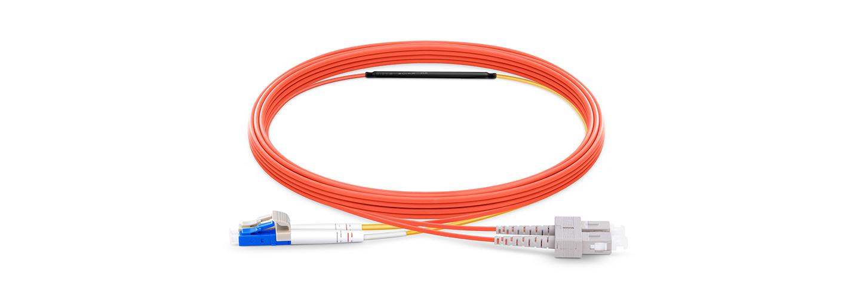 モード調整可能なケーブル カスタム OM1モード調整光ファイバパッチケーブル