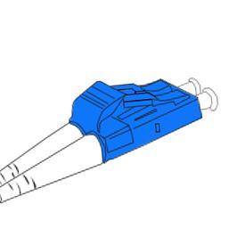Bend Insensitive Fiber Patch Cables Zirconia Ceramic Ferrule