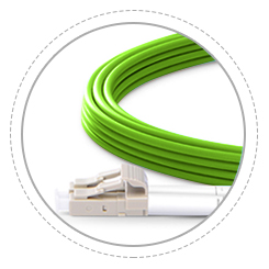 OM5 40G 100G 50/125 Multimode 2.0mm Cable Boot, Provides Maximum Protection