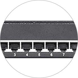LCD KVM Switches Server Ports