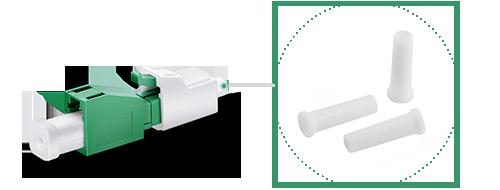Optical Attenuators 1. Flexiable case for easy portability