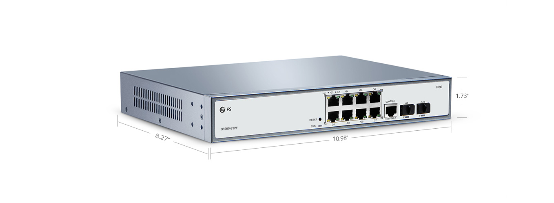 1G Switches  Superior Performance 8-Port Gigabit Ethernet Switch