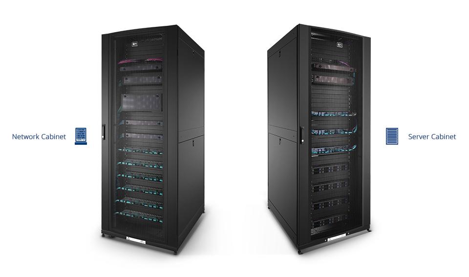 42U GR-Series cabinet application scenarios