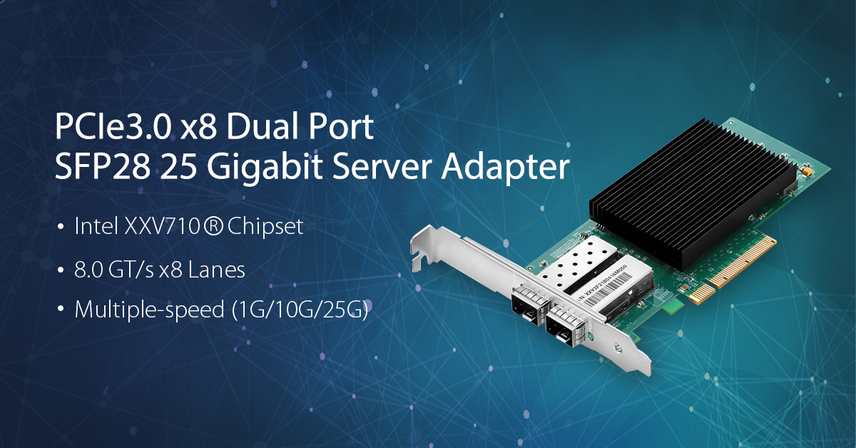 25G Server Adapter