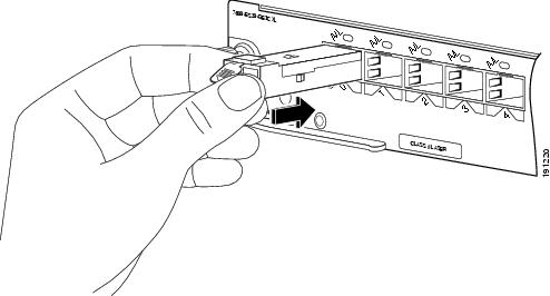 How To Install Or Remove Sfp Sfp Qsfp Xfp Transceiver Modules