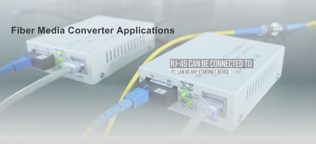 How to Use Fiber Media Converter in Your Network? | FS