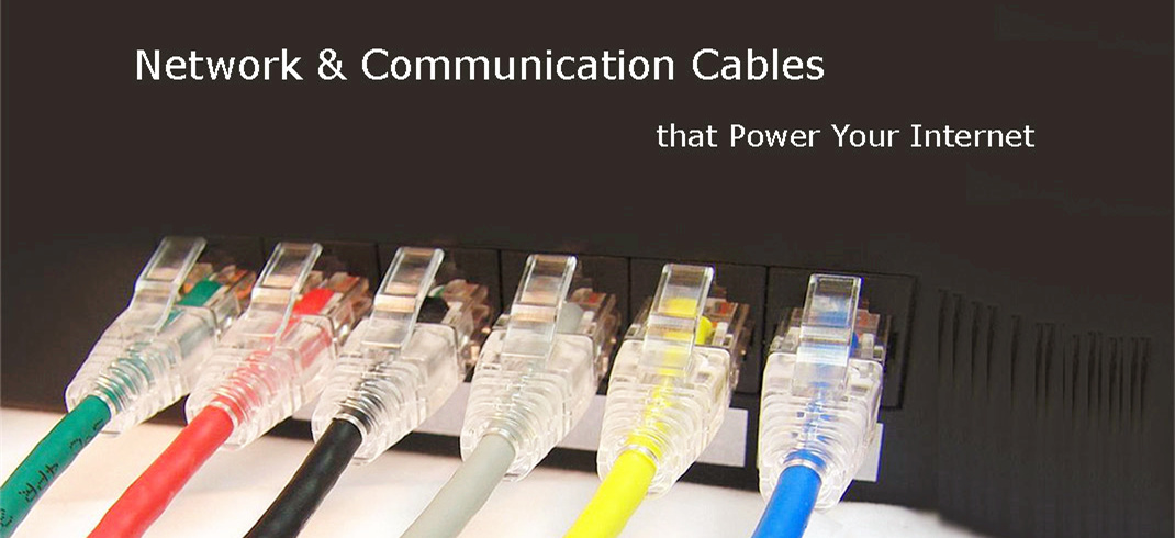Types of Network Cables and Network Cable Connectors | FS