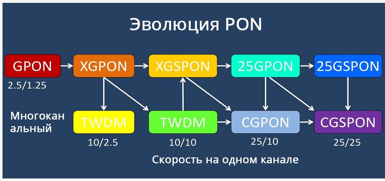 сеть-PON