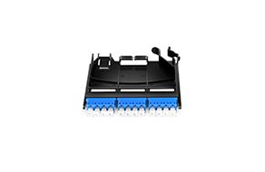 FHX 12芯 LC 適配器面板