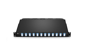 FHU 96芯 MTP-LC  適配器面板