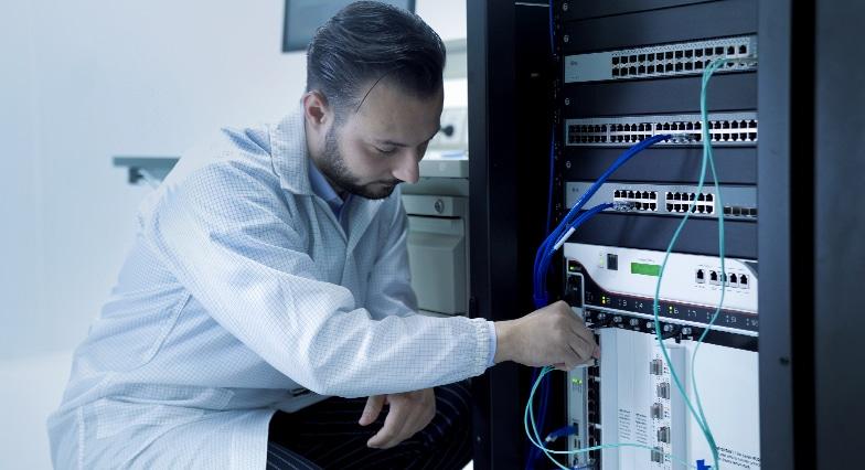 Ixia RFC2544-Test auf dem Switch S5860-20SQ | FS