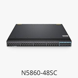 48x SFP+, 100G Uplink