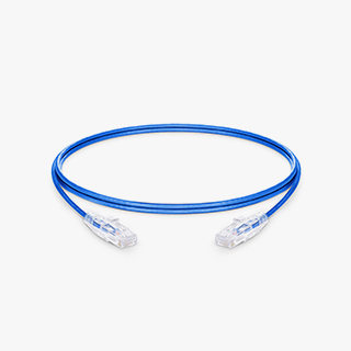 Cat6 28AWG Slim Patch Cable