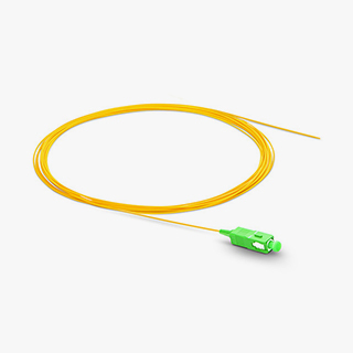 OS2 SC APC Fiber Optic Pigtail