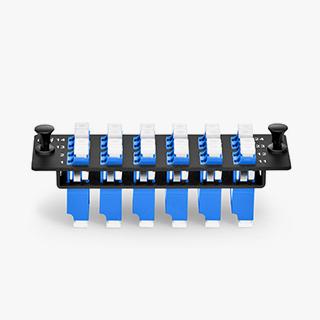 24F LC OS2 патч-панель