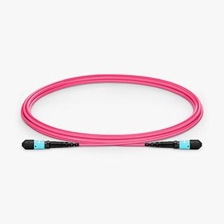 OM4 12F Тип B транковые кабели